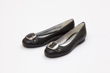 Female black shoes