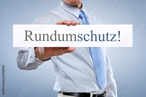 Rundumschutz Stock Photo And Royalty Free Images On Fotolia Com
