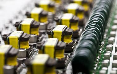 Platine Microchip
