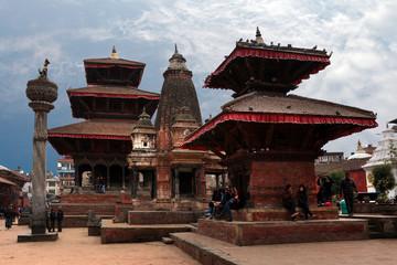 Bhaktapur Durbur Square Nepal