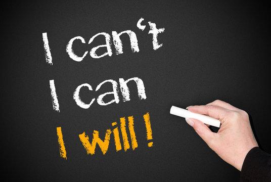 I will !