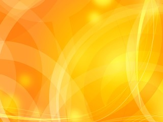 an abstract orange background