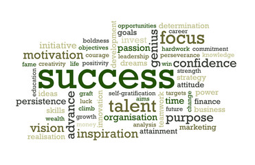 Success Words