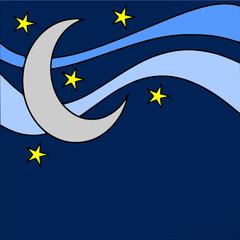 cielo di notte