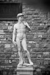 Statue piazza della signoria Firenze