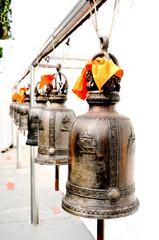 Black color Thailand Bell
