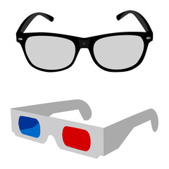 Brillen 3d