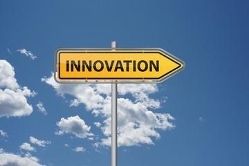 Wegweiser - Innovation