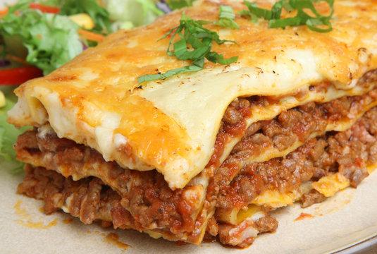 Beef Lasagna