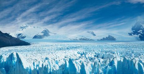 Perito Moreno glacier,  Argentina.