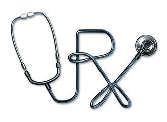 Prescription Health Care Stethoscope
