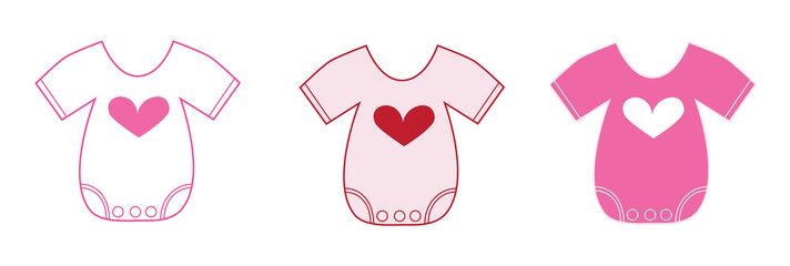 Valentine Baby Clothes