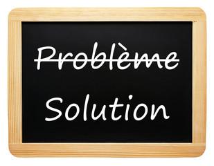 Problème Solution