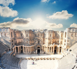 Theater of Bosra, Syria
