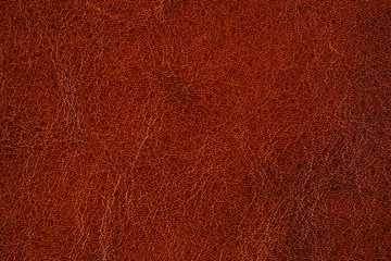 High resolution brown leather texture for background
