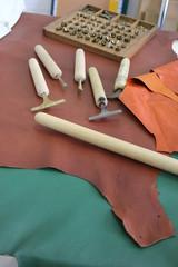 Tannerie artisanale
