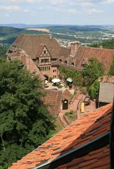 Wartburg über Eisenach