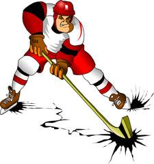 super star hockey
