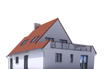 French house, real estate 06