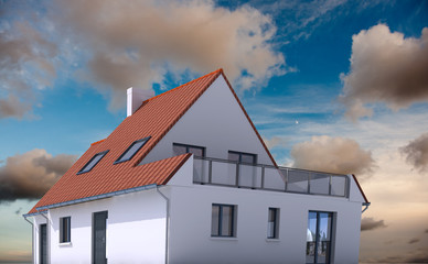 French house, real estate 05
