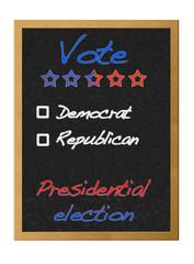Vote USA.