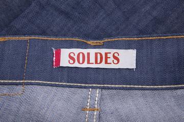 Pantalon Jean's Soldes