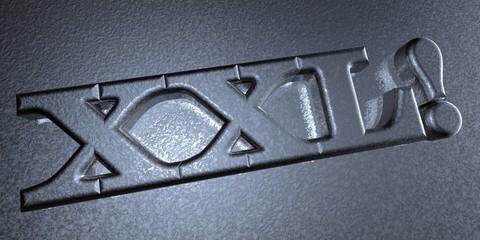 3D Stempel - XXL