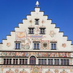 Altes Rathaus ( anno 1422 )  in LINDAU / Bodensee