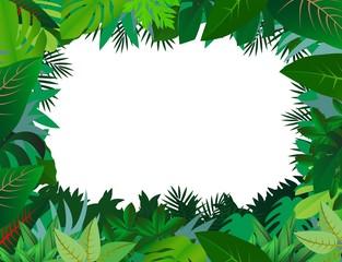 green leaf background