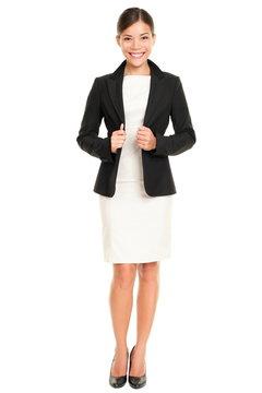 Ethnic Asian professional businesswoman