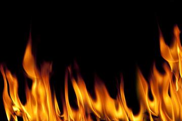 Staande foto Vlam fire
