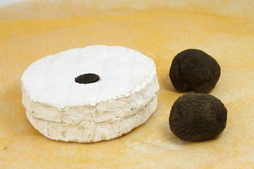 fromage à la truffe