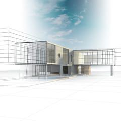 Cottage concept project