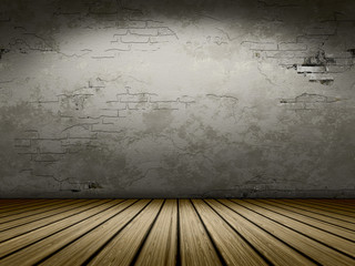 grunge cellar background