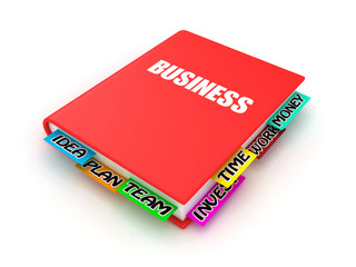 Book about business