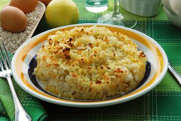 Torta di riso Rice cake