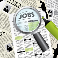 Seeking for a job
