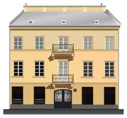 Classsical facade