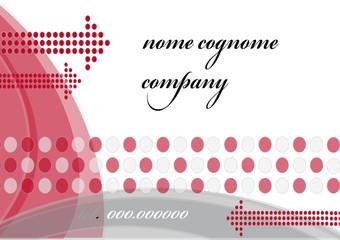 BIGLIETTO DA VISITA _ BUSINESS CARD