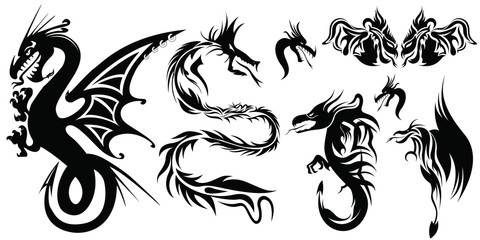 Dragon Tatto