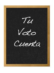 Vote.