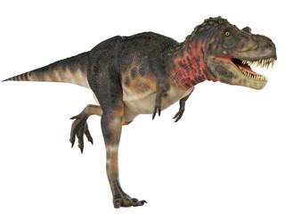 tarbosaurus running free full
