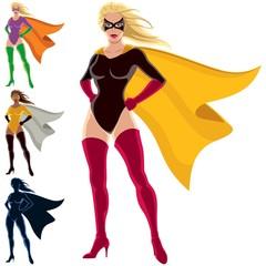 Superhero - Female