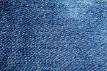 Creased denim texture