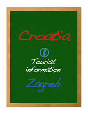 Croatia, Zagreb.