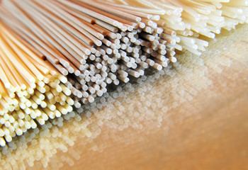 Chinese buckwheat noodles