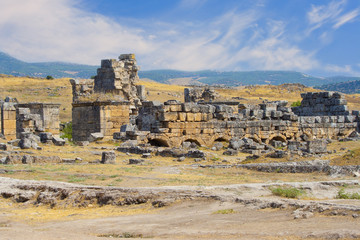 Ruins of Hierapolis