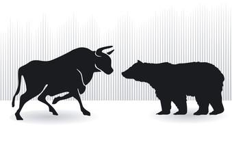 Bulle und Bär