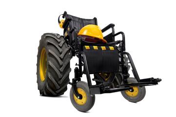 Constructor wheelchair