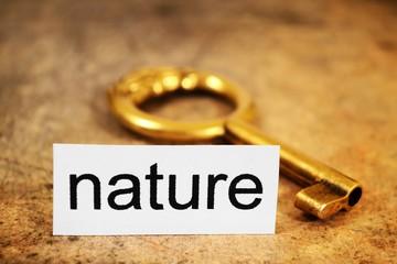 Nature concept